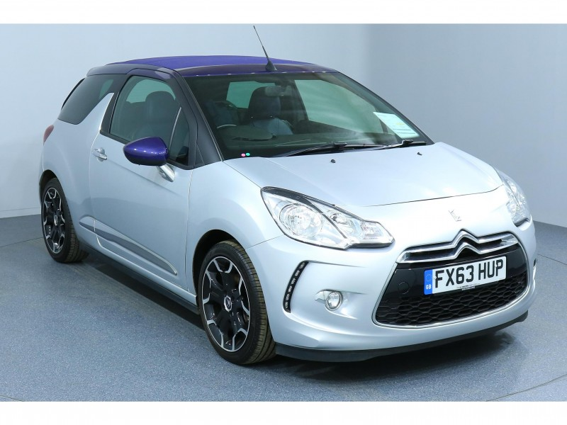 Citroen DS3 DSport 1.6L 3dr - SW Car Supermarket