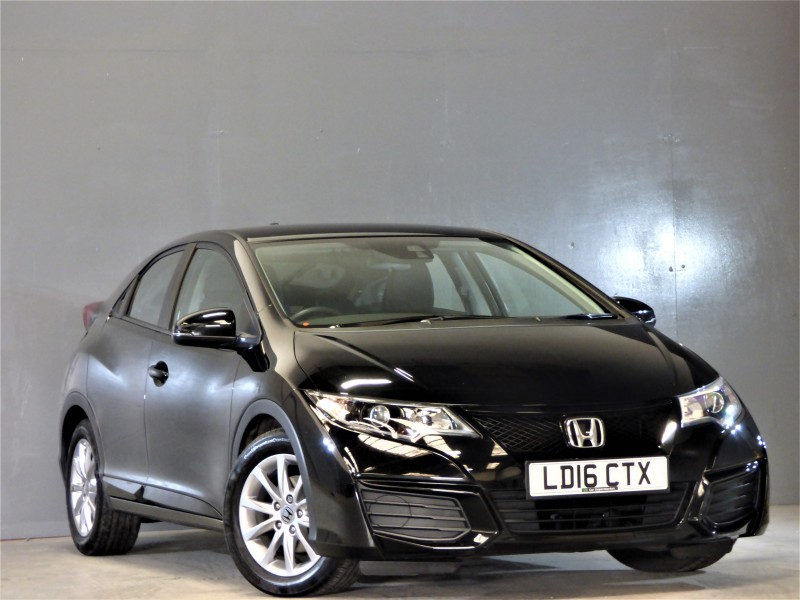 Honda Civic I-VTEC S 1.3L 5dr - SW Car Supermarket