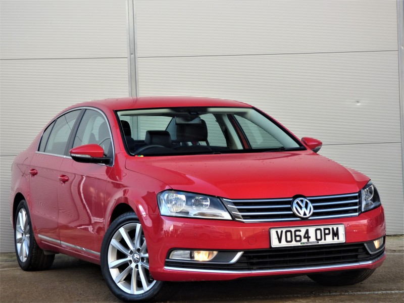 Volkswagen Passat Executive TDI Bluemotion Technology DSG 2L 4dr - SW Car Supermarket