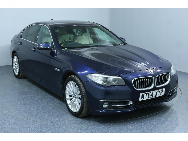BMW 5 Series 518d Luxury 2L 4dr - SW Car Supermarket