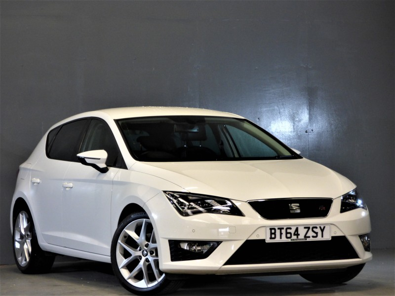 Seat Leon 1.4 TSI FR (Tech Pack) 5dr (start/stop) - SW Car Supermarket