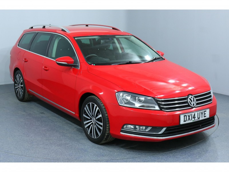 Volkswagen Passat Sport TDI Bluemotion Technology 2L 5dr - SW Car Supermarket
