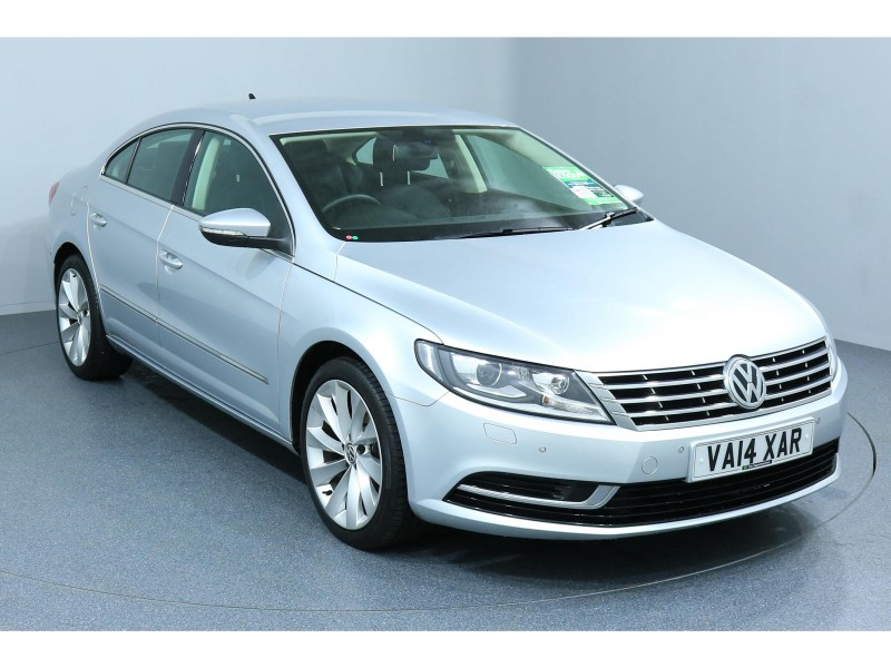 Volkswagen CC TDI Bluemotion Technology 2L 4dr - SW Car Supermarket
