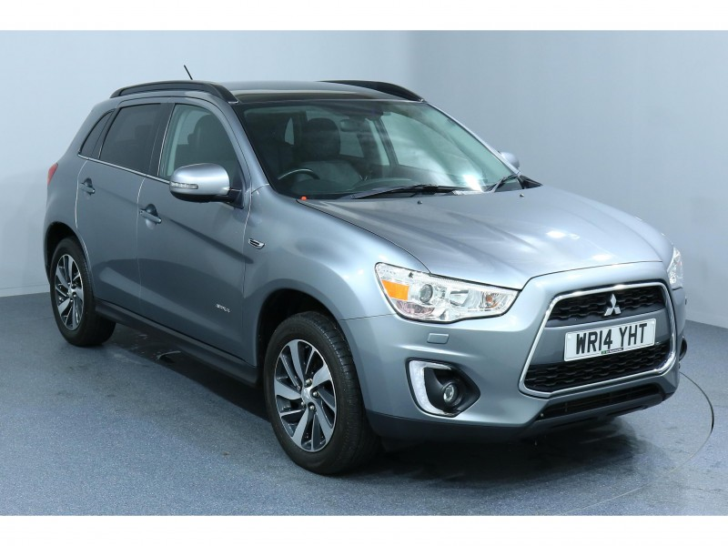 Mitsubishi ASX Di-D 4 2.3L 5dr [LEATHER + PANORAMIC ROOF] - SW Car Supermarket