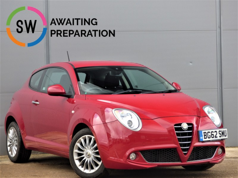 alfa romeo mito jtdm 2 sprint 1 2l 3dr for sale at sw car supermarket in peterborough. Black Bedroom Furniture Sets. Home Design Ideas
