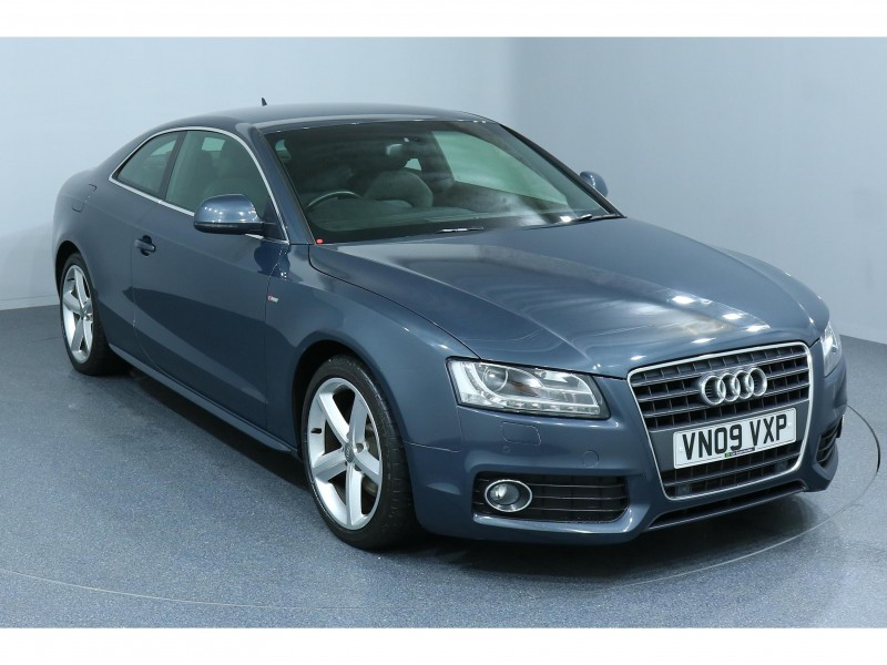 Audi A5 27 Tdi S Line Multitronic 2dr For Sale At Sw Car