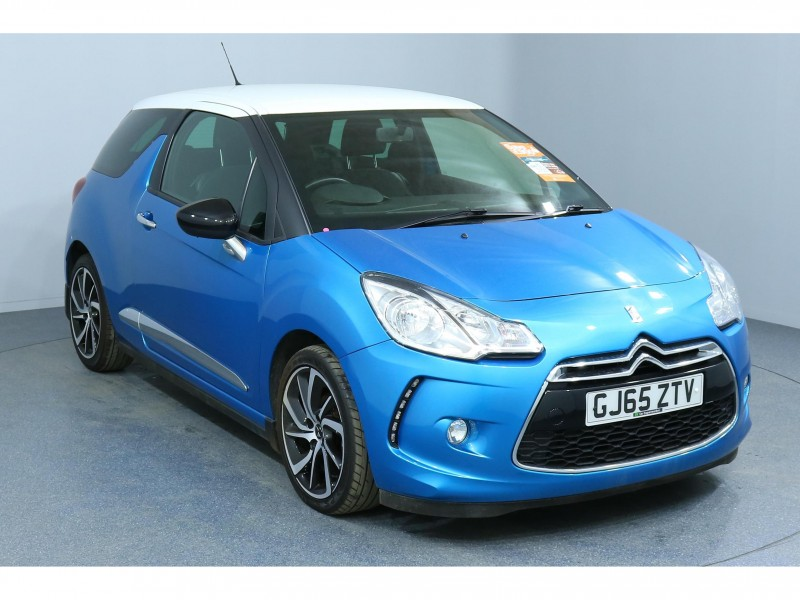 DS 3 1.6 BlueHDi DStyle Nav (s/s) 3dr - SW Car Supermarket