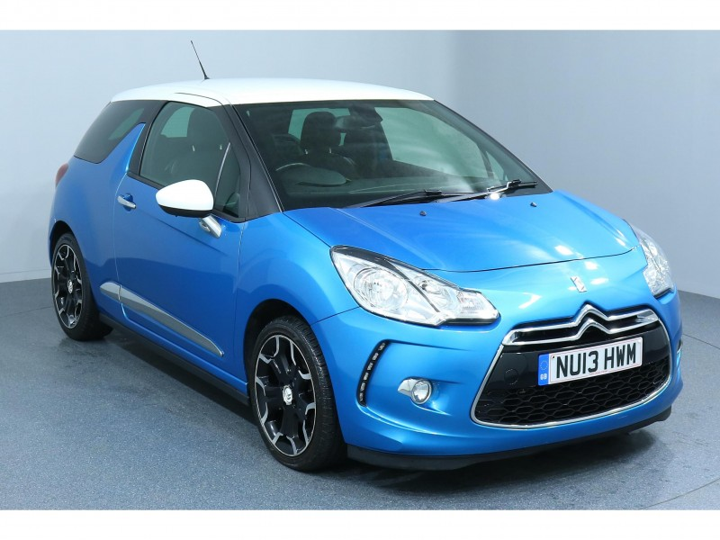 Citroen DS3 DStyle Plus 1.6L 3dr - SW Car Supermarket