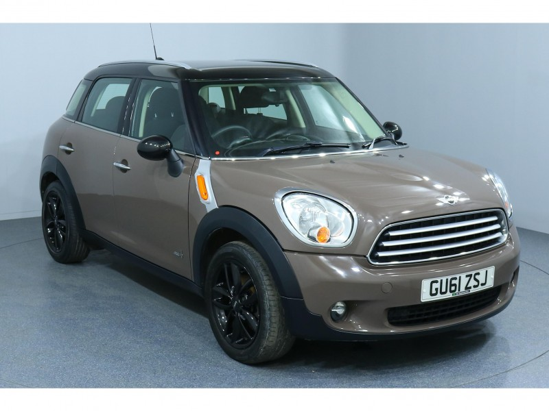 MINI Countryman 1.6 Cooper D (Chili) ALL4 5dr - SW Car Supermarket