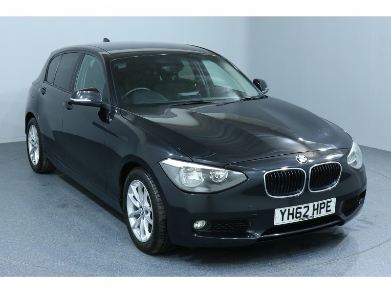 BMW 1 Series 116d EfficientDynamics 1.6L 5dr - SW Car Supermarket