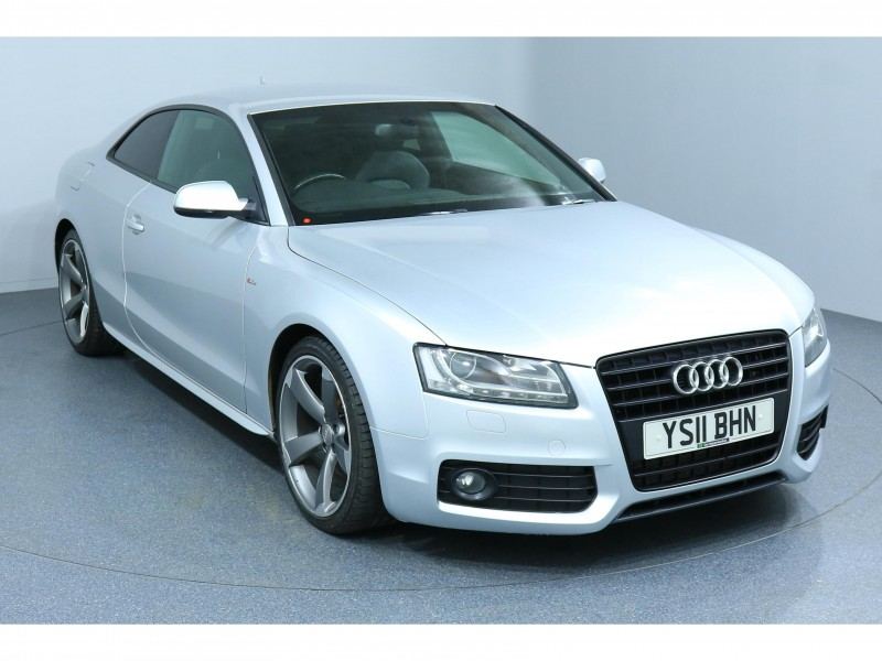 Audi A5 TDI 170 S Line Black Edition 2.0L 2dr - SW Car Supermarket