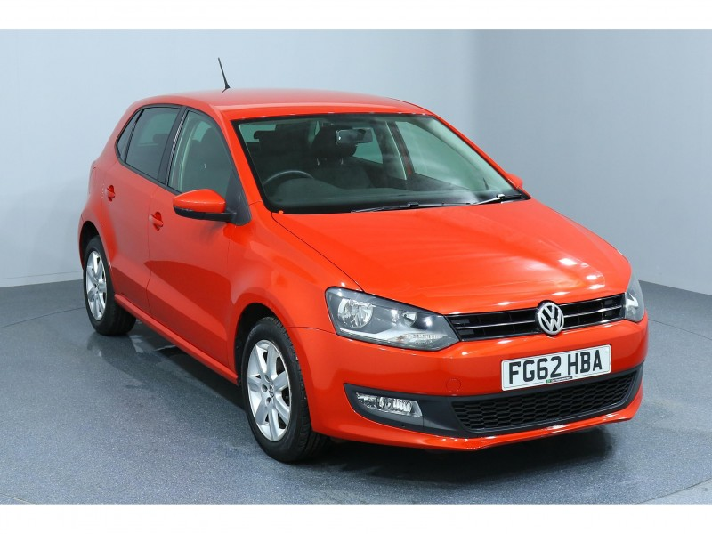 Volkswagen Polo Match 1.2L 5dr - SW Car Supermarket