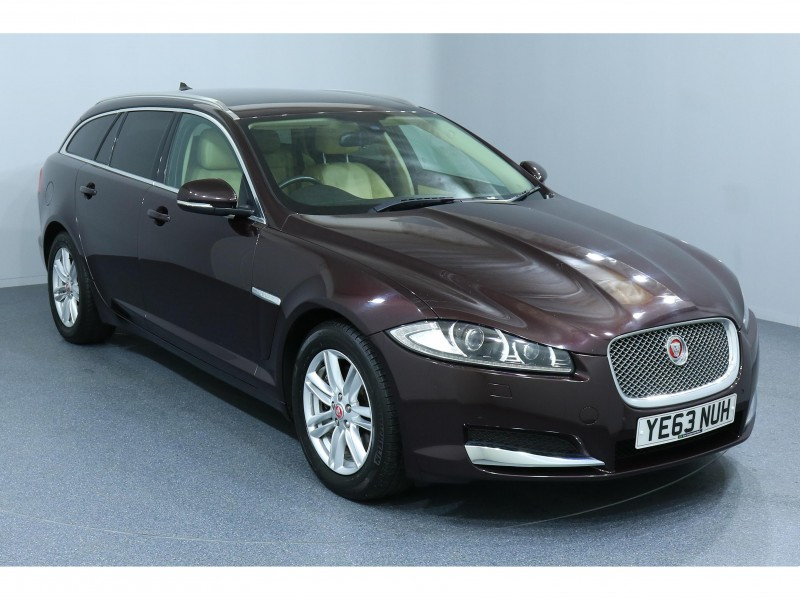 Jaguar XF D Luxury Sportbrake 2.2L 5dr - SW Car Supermarket