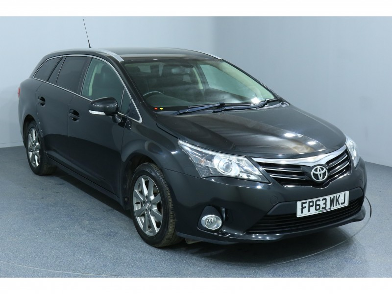Toyota Avensis Valvematic Icon Plus 1.8L 5dr - SW Car Supermarket