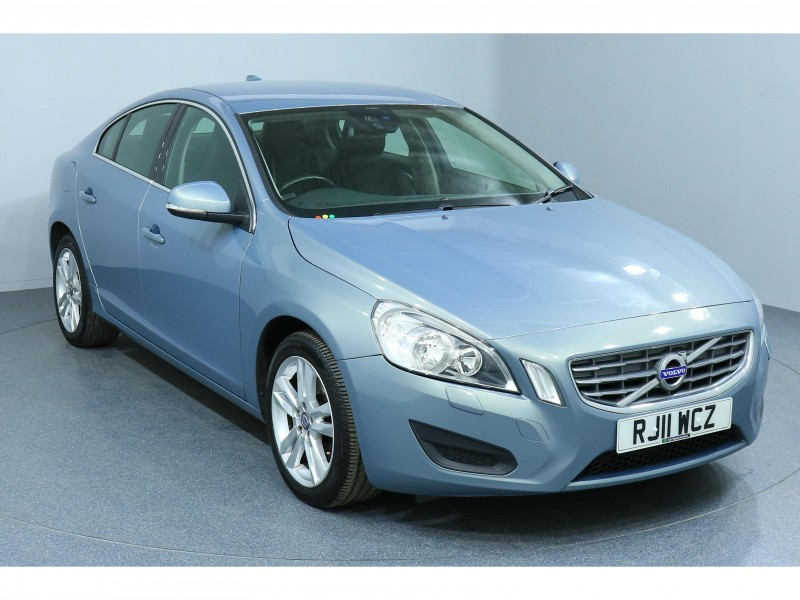 Volvo S60 Drive SE Start/Stop 1.6L 4dr - SW Car Supermarket