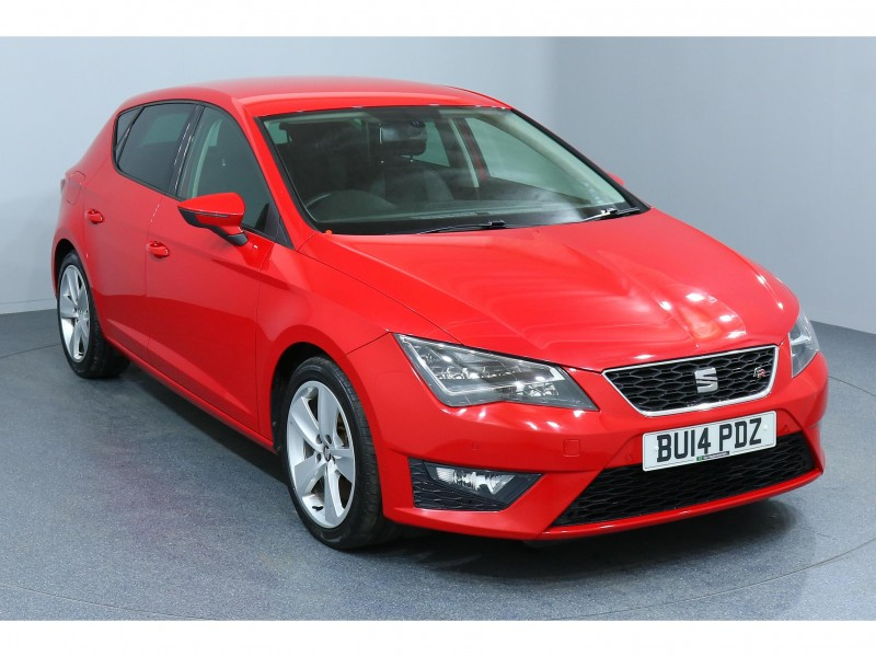 Seat Leon 2.0 TDI CR FR (Tech Pack) (s/s) 5dr - SW Car Supermarket
