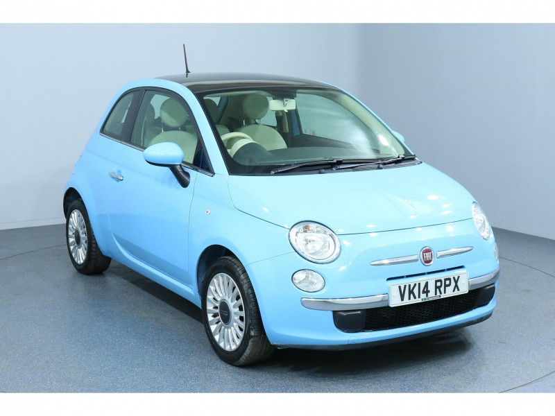 Fiat 500 Lounge 1.2L 3dr [PANORAMIC] - SW Car Supermarket