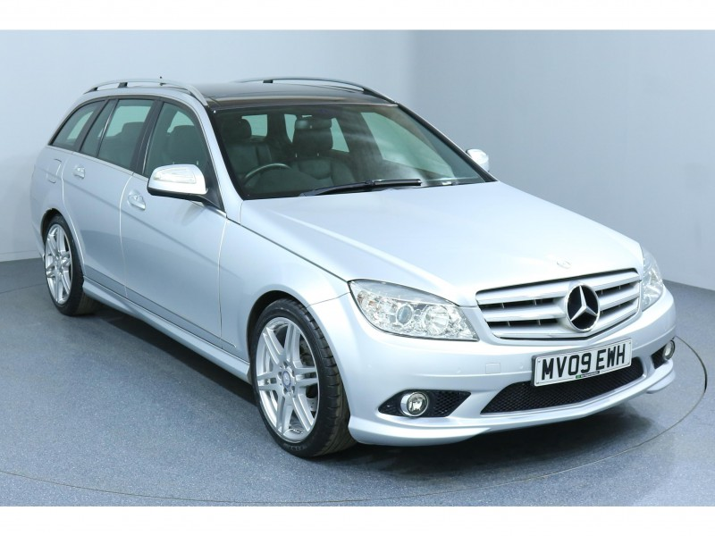 Mercedes-Benz C-Class C220 CDi Sport 2.1L 5dr - SW Car Supermarket