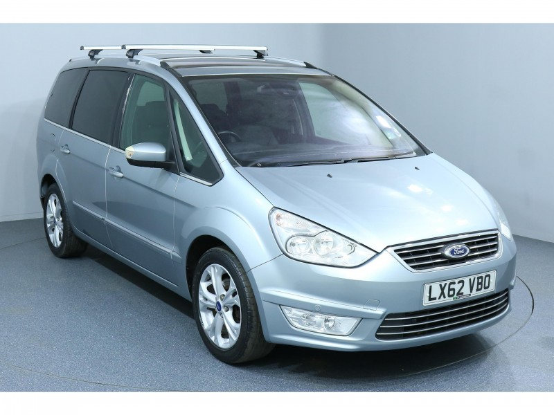 Ford Galaxy Titanium TDCi 2L 5dr [PANORAMIC] - SW Car Supermarket
