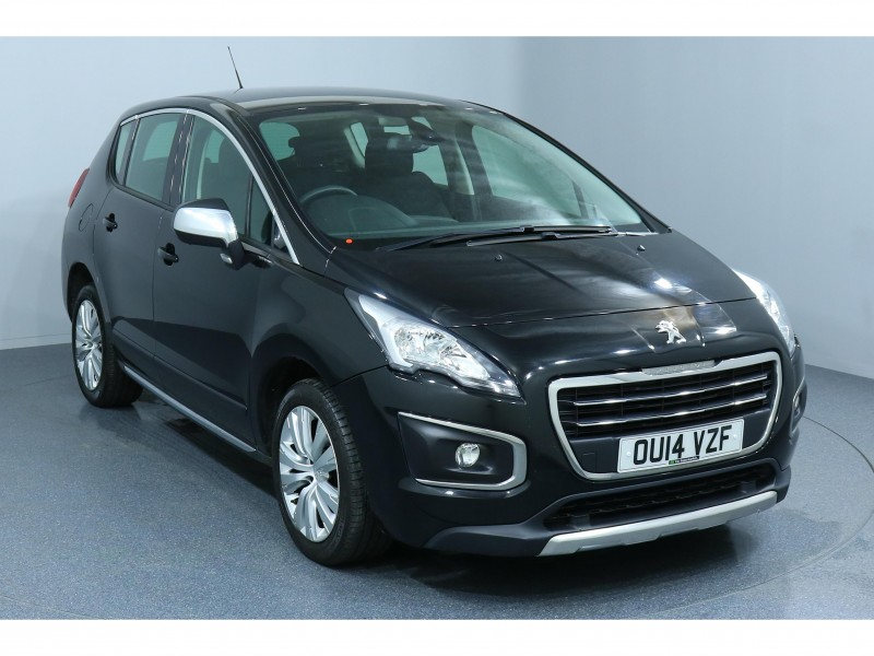 Peugeot 3008 HDi Active 1.6L 5dr - SW Car Supermarket