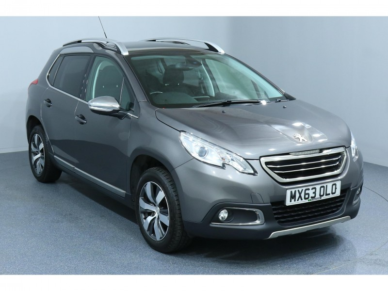 Peugeot 2008 E-HDi Allure 1.6L 5dr [PANORAMIC] - SW Car Supermarket