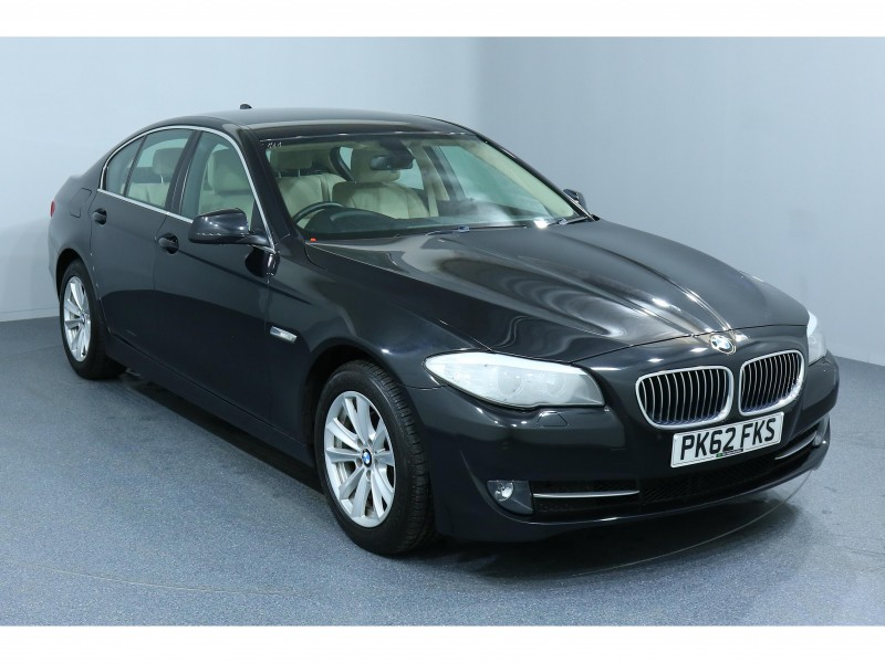 BMW 5 Series 520d SE 2L 4dr [NAV] - SW Car Supermarket