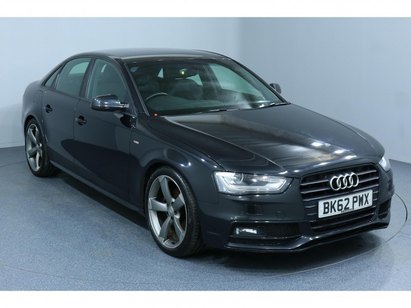 Audi A4 TDI S Line Black Edition 2L 4dr - SW Car Supermarket