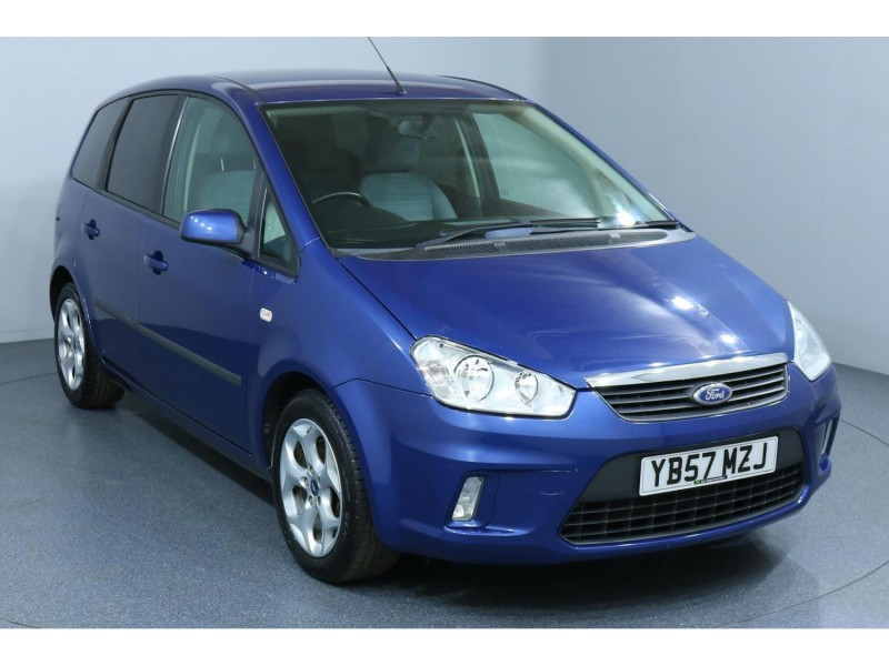 Ford C-Max Zetec 125 1.8L 5dr - SW Car Supermarket