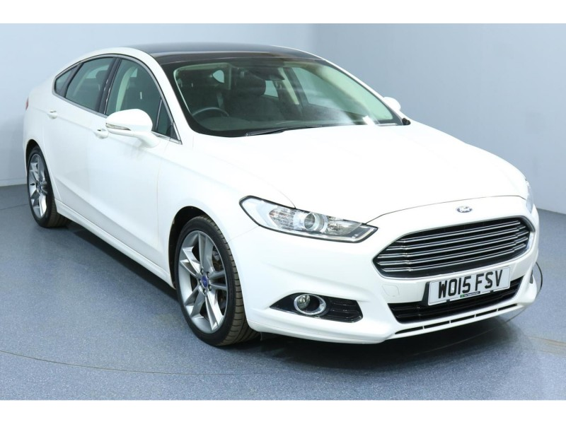 Ford Mondeo Titanium TDCi 2L 5dr [PANORAMIC ROOF] - SW Car Supermarket