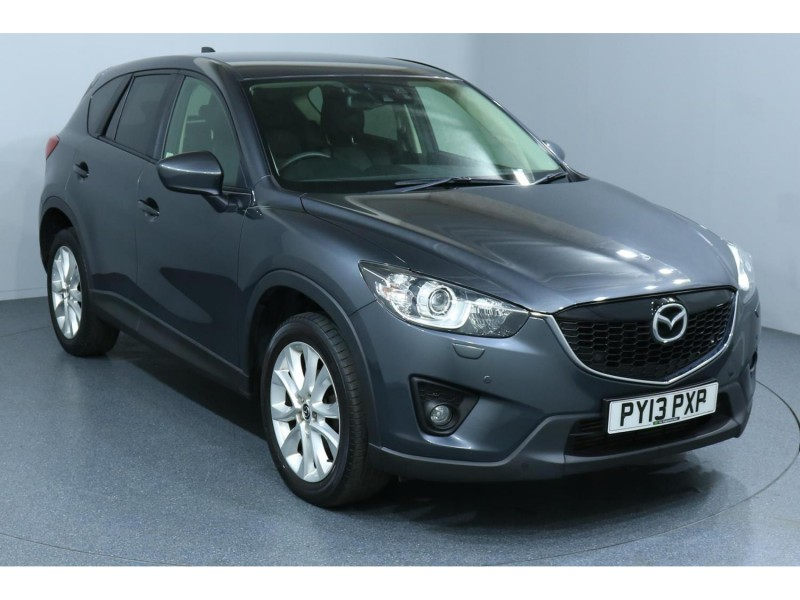 Mazda CX-5 2.2 TD Sport AWD 5dr - SW Car Supermarket