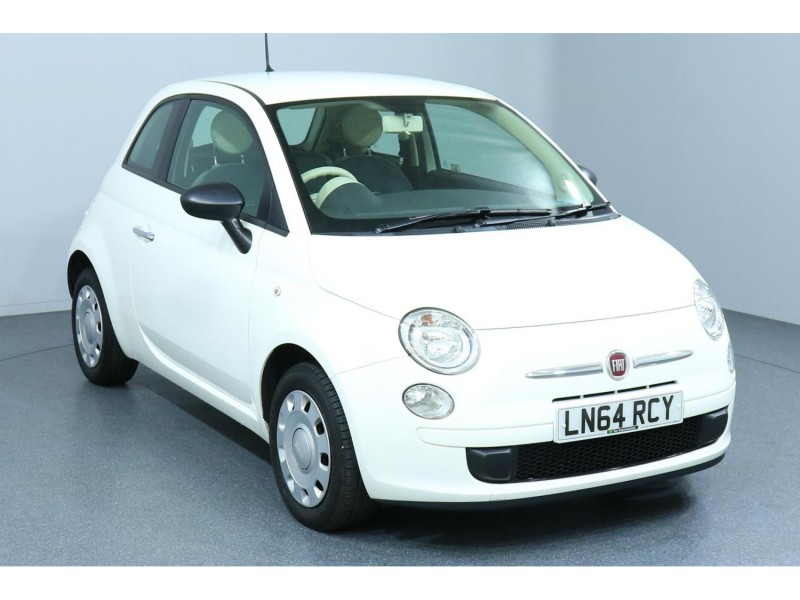 Fiat 500 1.2 Pop (s/s) 3dr - SW Car Supermarket