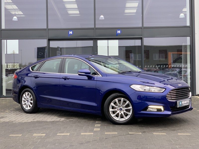 Ford Mondeo Titanium Econetic TDCi 2L 5dr | Heartys of Peterborough