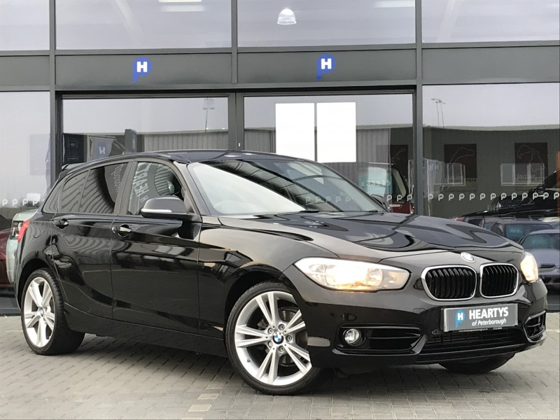 BMW 1 Series 118d Sport 2L 5dr | Heartys of Peterborough