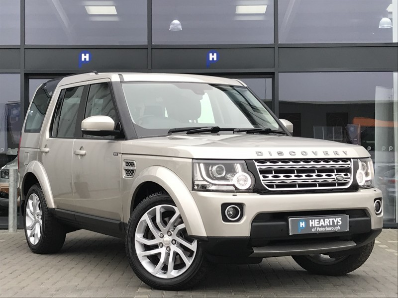 Land Rover Discovery SDV6 Hse 3L 5dr | Heartys of Peterborough