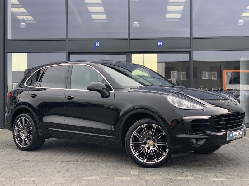 Porsche Cayenne D V6 Tiptronic S 3L 5dr | Heartys of Peterborough