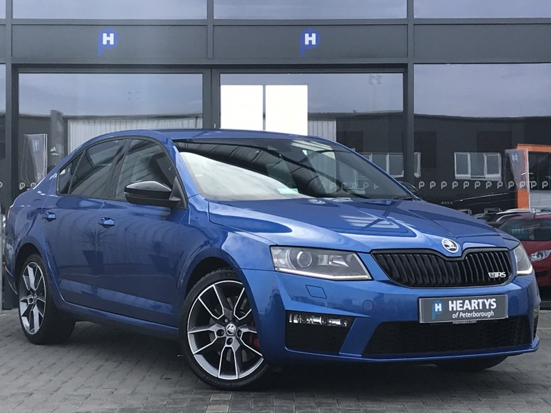 Skoda Octavia Vrs Tdi Cr 2l 5dr For Sale At Heartys Of