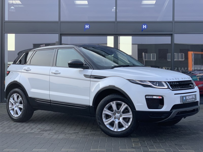 Land Rover Range Rover Evoque TD4 SE Tech 2L 5dr | Heartys of Peterborough
