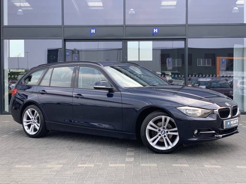 BMW 3 Series 318d Sport Touring 2L 5dr | Heartys of Peterborough