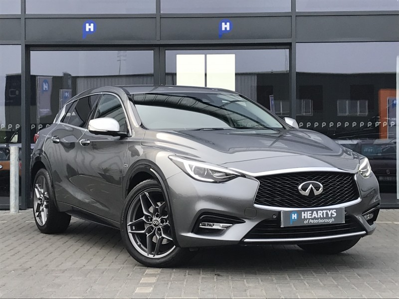 Infiniti Q30 Premium D 2 1l 5dr For Sale At Heartys Of
