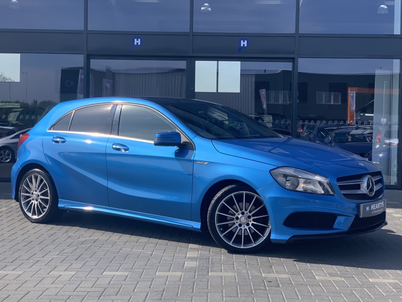 Mercedes-Benz A-Class A200 CDi BlueEfficiency AMG Sport 1.8L 5dr | Heartys of Peterborough