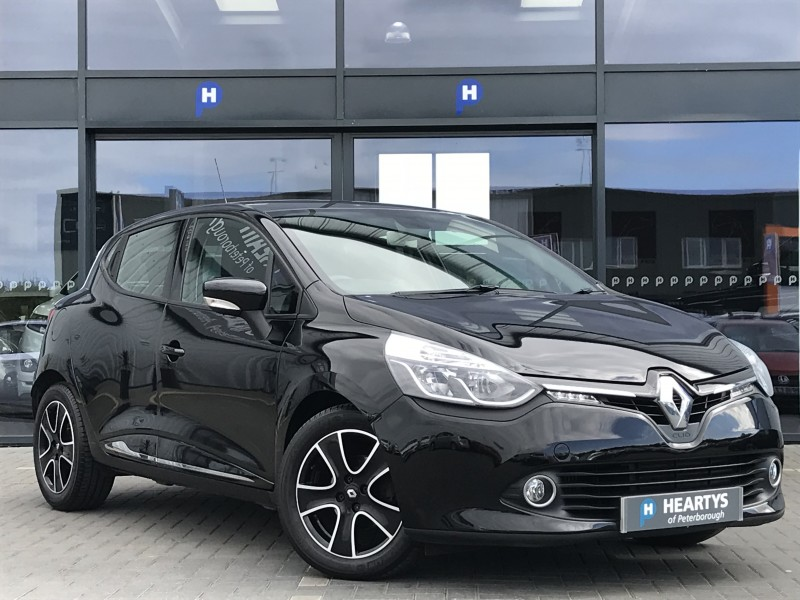 Renault Clio Dynamique Nav Tce 0.9L 5dr | Heartys of Peterborough
