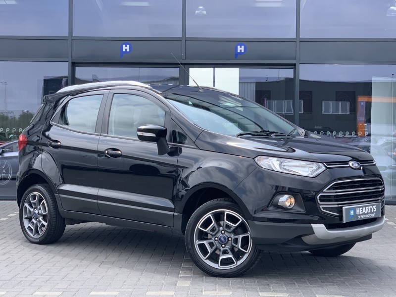 ford ecosport titanium x pack tdci 1 5l 5dr for sale at heartys of peterborough. Black Bedroom Furniture Sets. Home Design Ideas