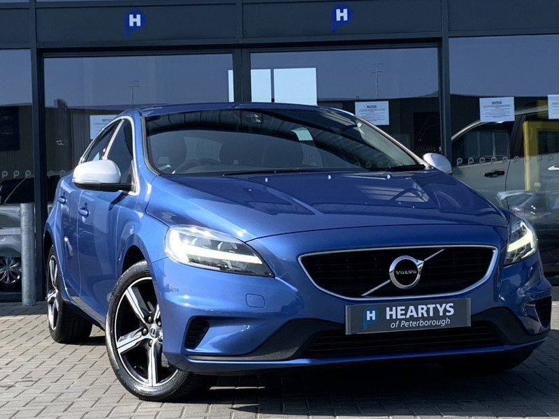 Volvo V40 D3 R-Design 2L 5dr | Heartys of Peterborough