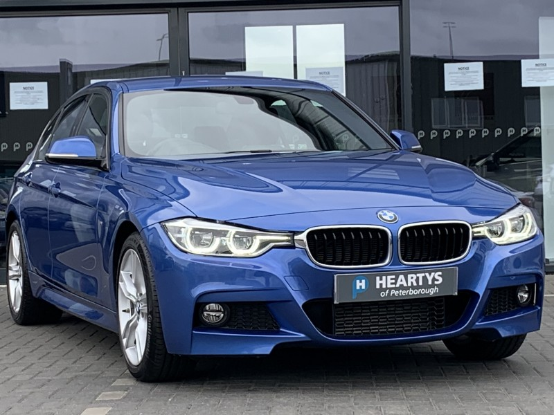 BMW 3 Series 320d M Sport 2L 4dr | Heartys of Peterborough