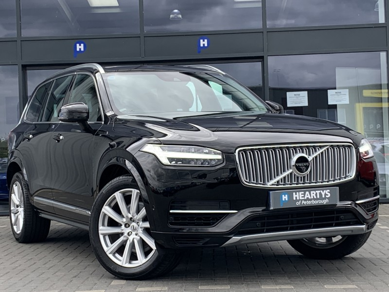 Volvo Xc90 T8 Twin Engine Inscription 2L 5dr | Heartys of Peterborough