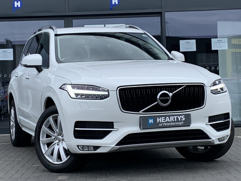 Volvo Xc90 D5 Momentum AWD 2L 5dr | Heartys of Peterborough