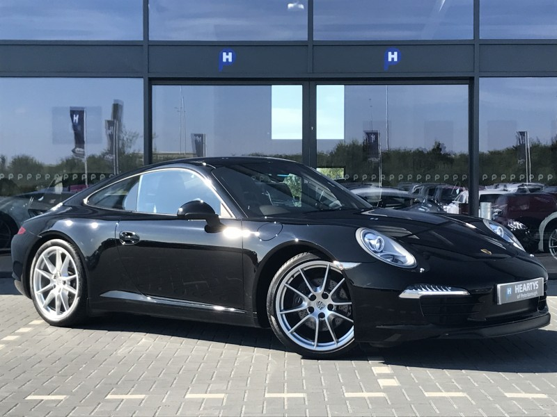 Porsche 911 (991) Carrera 3.4L 2dr | Heartys of Peterborough