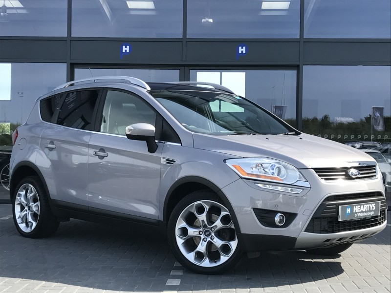 ford kuga titanium x tdci 2l 5dr for sale at heartys of peterborough. Black Bedroom Furniture Sets. Home Design Ideas