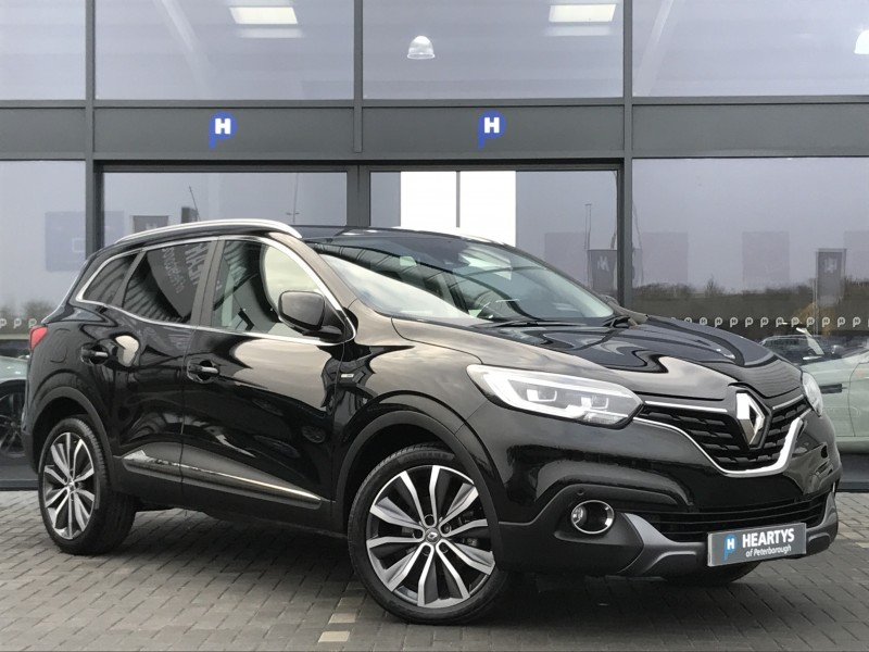 Renault Kadjar Signature Nav Tce 1 2l 5dr For Sale At