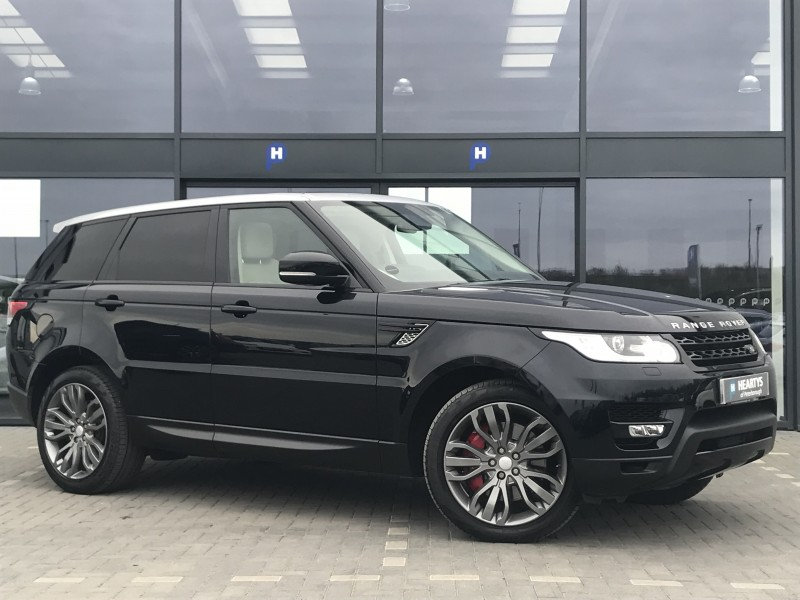 Land Rover Range Rover Sport SDV6 Hse Dynamic 3L 5dr | Heartys of Peterborough